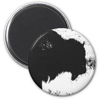 Bison - Buffalo Fridge Magnet