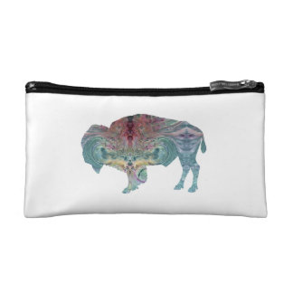Bison / Buffalo Makeup Bag