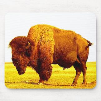 Bison / Buffalo Mouse Pad
