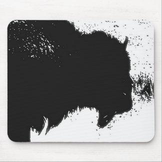 Bison - Buffalo Mouse Pad