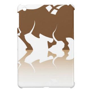 Bison Buffalo vector iPad Mini Cover