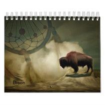 Bison Calendar