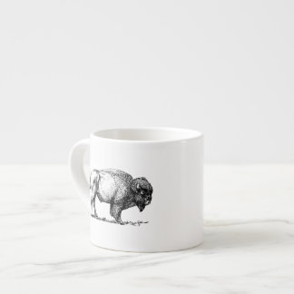Bison Espresso Cup