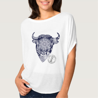 Bison for ladies from CantWearThis T-Shirt