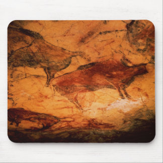 Bison from the Caves at Altimira, c.15000 BC Mouse Pad