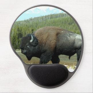 Bison Gel Mouse Pad