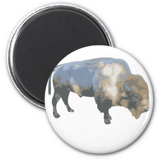 bison magnet