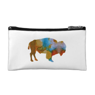 Bison Makeup Bag