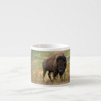 Bison photo espresso cup