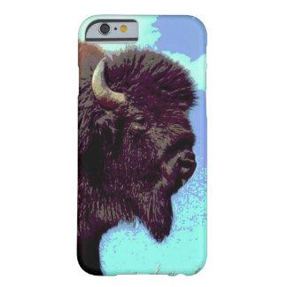 Bison Pop Art iPhone 6 Case