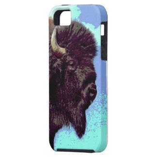 Bison Pop Art iPhone SE/5/5s Case