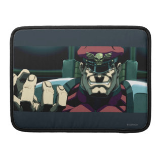 Bison Raised Hand Sleeve For MacBook Pro