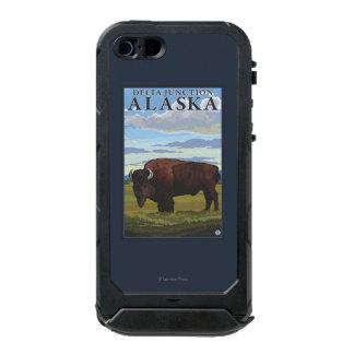 Bison Scene - Delta Junction, Alaska Incipio ATLAS ID™ iPhone 5 Case