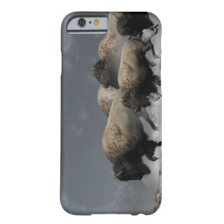 Bison Stampede Barely There iPhone 6 Case