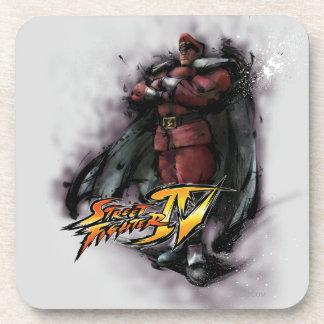 Bison Standing Beverage Coaster
