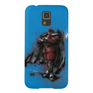 Bison Standing Galaxy S5 Covers