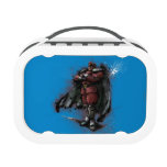 Bison Standing Yubo Lunch Box