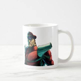 Bison Stare Coffee Mug