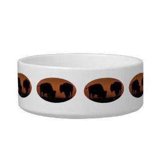 Bison Sunset Bowl