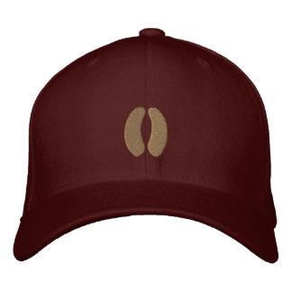 Bison Track Embroidered Baseball Hat