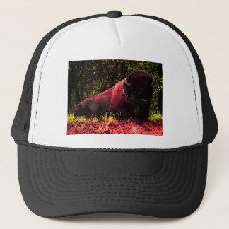 Bison Trucker Hat