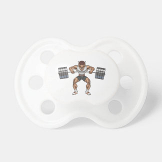 bison weight lifter pacifier