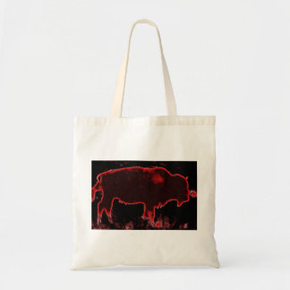 Bisonte/búfalo Bolsa Tela Barata