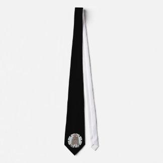 Bisonte clásico corbatas personalizadas