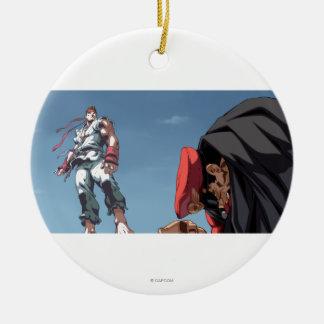 Bisonte de la derrota de Ryu Ornatos