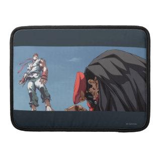 Bisonte de la derrota de Ryu Funda Macbook Pro