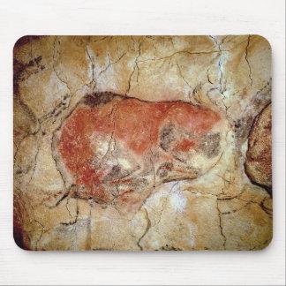Bisonte de las cuevas de Altamira Mousepad
