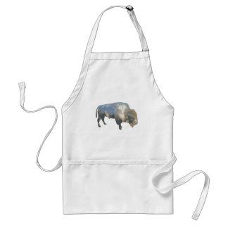 bisonte delantales