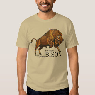 bisonte europeo polera