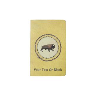 Bisonte galopante