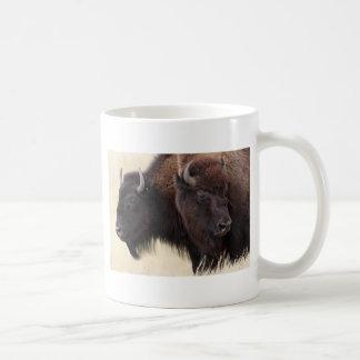 bisonte taza clásica
