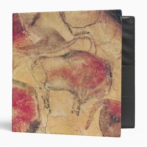 Bisontes, de las cuevas en Altamira, c.15000 A.C.