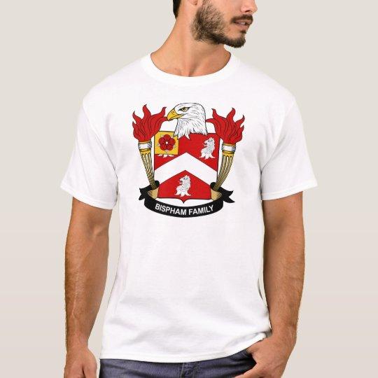 Bispham Family Crest T-Shirt