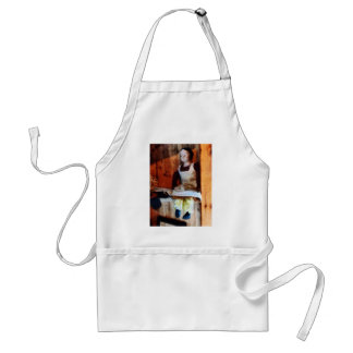 Bisque Doll For Sale Adult Apron