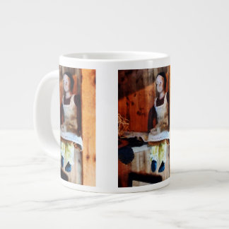 Bisque Doll For Sale Giant Coffee Mug