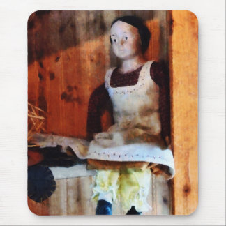 Bisque Doll For Sale Mouse Pad