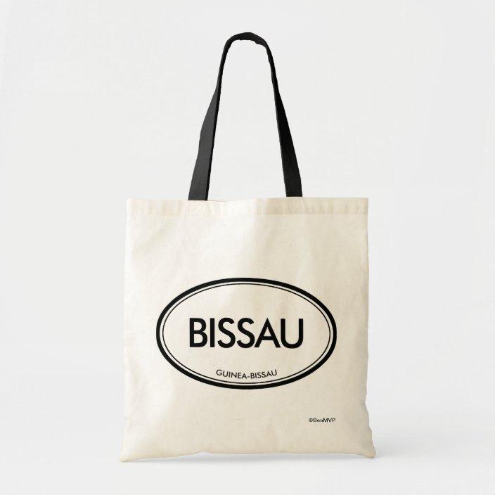 Bissau, Guinea-Bissau Canvas Bag