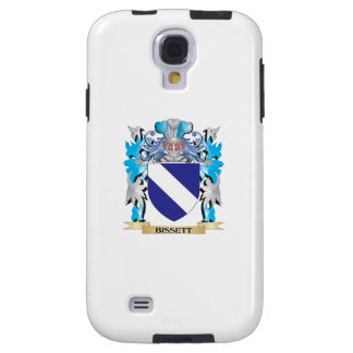 Bissett Coat of Arms Galaxy S4 Case