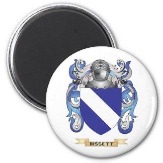 Bissett Coat of Arms (Family Crest) Fridge Magnets