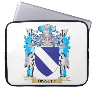 Bissett Coat of Arms Laptop Sleeve
