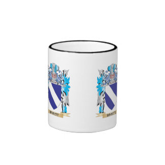 Bissett Coat of Arms Coffee Mugs