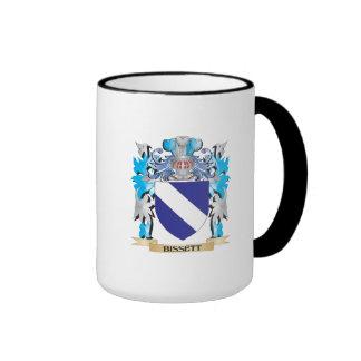 Bissett Coat of Arms Coffee Mug