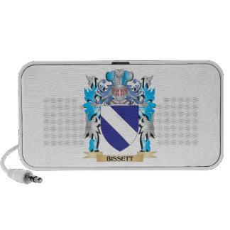 Bissett Coat of Arms Portable Speakers