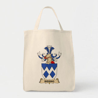 Bissing Family Crests Bags