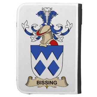 Bissing Family Crests Case For Kindle