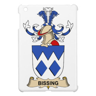 Bissing Family Crests Case For The iPad Mini